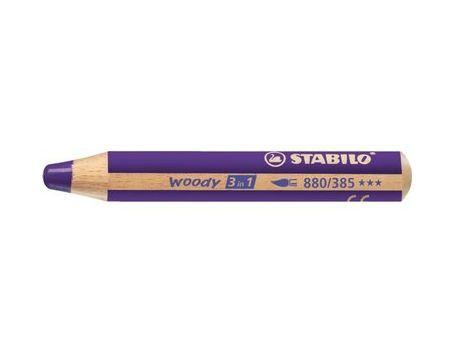 Woody- Violet Stabilo