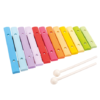 Gekleurde xylofoon bigjigs, muziek maken, wonderzolder.nl
