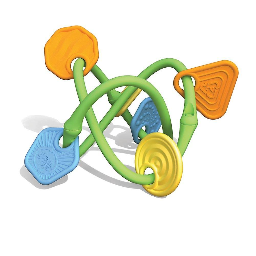 Baby rammelaar,Green Toys, wonderzolder.nl