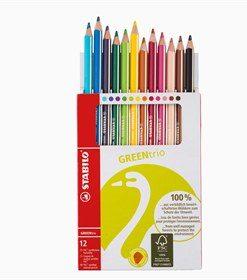 Stabilo Greentrio kleurpotloden