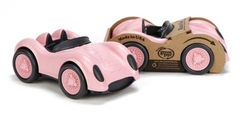 Green Toys Race auto roze