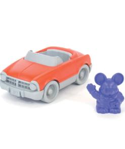 Cabrio auto, Green Toys, wonderzolder.nl