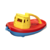 Sleepboot Geel, Green Toys, wonderzolder.nl
