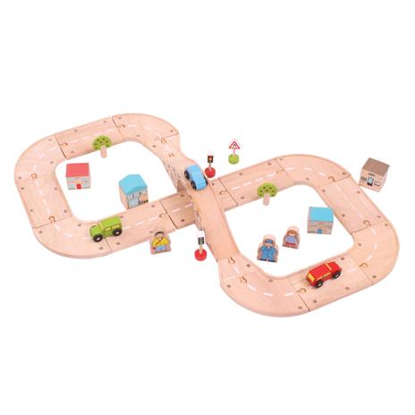 Figure of eight Roadway -liefsvanlauren.nl