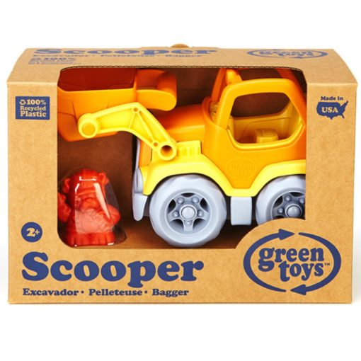 Scooper Green Toys - Shovel