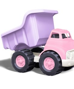 Roze kiepwagen Green Toys