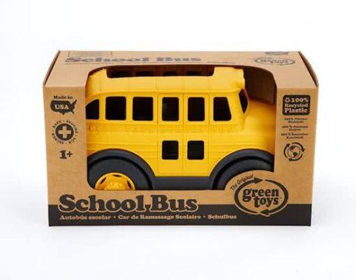 Schoolbus Green Toys