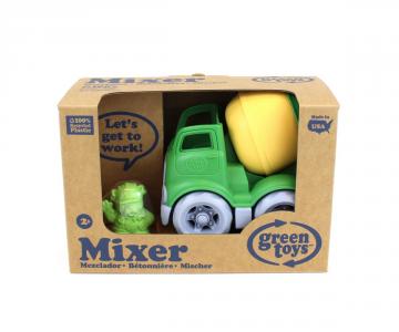 Beton mixer Truck van Green Toys