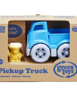 Pickup Truck Green Toys