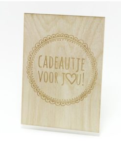 Cadeautje voor jou, Beavers Woodland -wonderzolder.nl