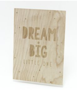 Dream big little one, Beavers Woodland -wonderzolder.nl