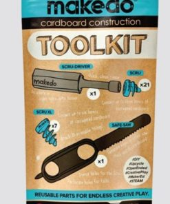 Toolkit makende- DIY, upcycle met karton -wonderzolder.nl