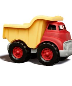 Rode kiepwagen Green Toys -wonderzolder.nl