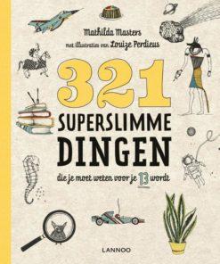 boek 321 superslimme dingen die je moet weten voor je 13 wordt, encyclopedie, weetjes, quest, wonderzolder.nl