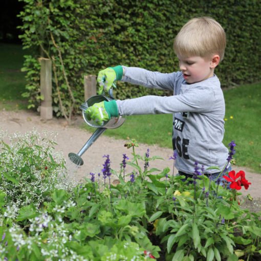 tuinhandschoenen, kids in the garden, wonderzolder.nl