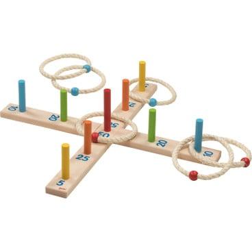 Ringwerpen Goki, buitenspeelgoed, buiten spel, Goki, wonderzolder.nl