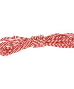 Elastieken springtouw rood-wit, goki, elastiek, springen, bewegen, wonderzolder.nl
