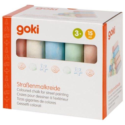 stoepkrijt, goki, toys pure, wonderzolder.nl