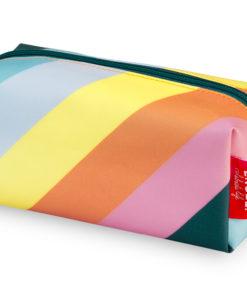 Etui 'Stripe Rainbow' van Engel., Etui, Engelpunt, duurzaam, wonderzolder.nl