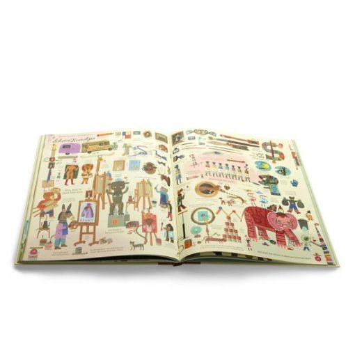 Het grootste en leukste beeldwoordenboek ter wereld, Tom Schamp, Lannoo, wonderzolder.nl