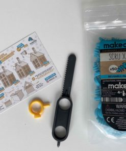 Toolkit makedo, Alternatieve toolkit, recycling, spelen met karton, wonderzolder.nl