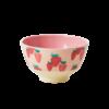 bowl small strawberry rice wonderzolder
