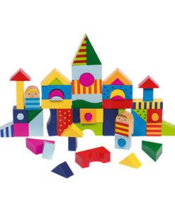 Shalimar kasteel bouwblokken, bouw blokken, goki blokken, wonderzolder.nl