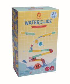waterslide, Tiger Tribes, waterbaan, knikkerbaan, badspeelgoed, wonderzolder.nl
