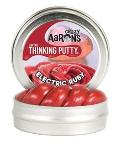 mini thinking putty ruby, crazy Aarons, mini electric, thinking putty, wonderzolder.nl