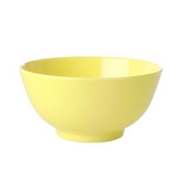 wonderzolder rice kom geel soft yellow