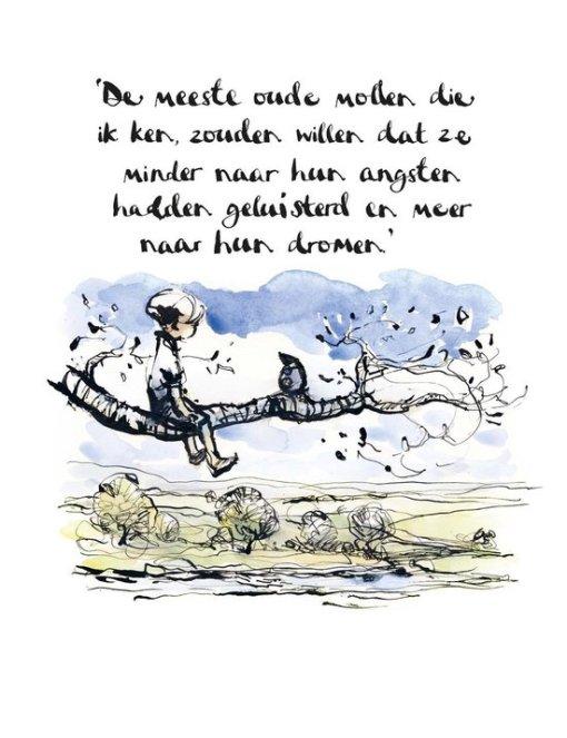 De jongen, de mol, de vos en het paard, Charlie Mackesy, the boy, boek, wonderzolder.nl