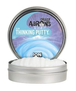 mini thinking putty ion, ion glow putty, crazy Aarons, wonderzolder.nl