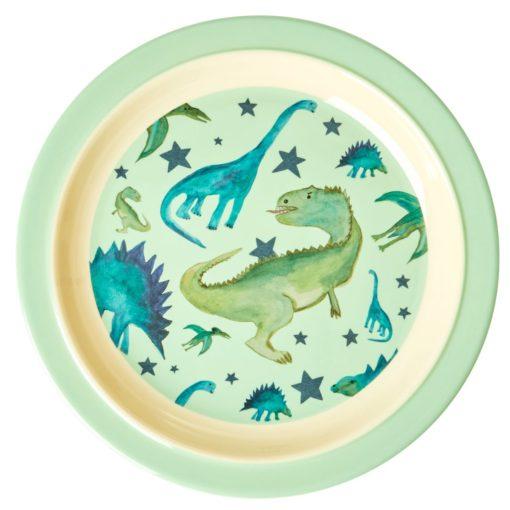 plate bord dino rice wonderzolder