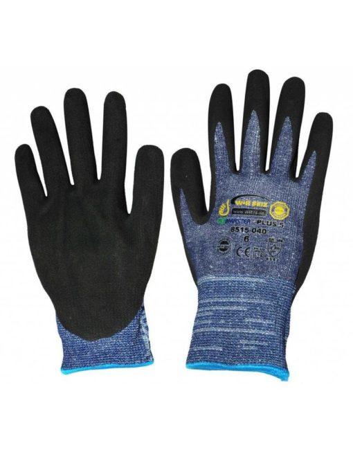 snijbestendige handschoen, kids at work, ecomasters, werkhandschoen kinderen, wonderzolder.nl