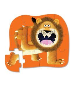 puzzel lion roar, crocodile creek, puzzel, leeuwen, wonderzolder.nl