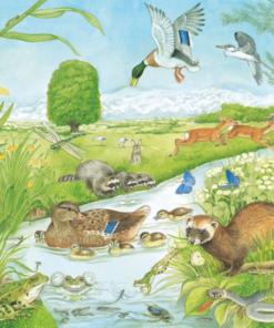 kijk en zoekboek in het veld, delta zoekboek, velddieren, wonderzolder.nl