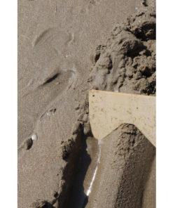Zandkammen speelbelovend, strand speelgoed, buiten spelen, zand, wonderzolder.nl