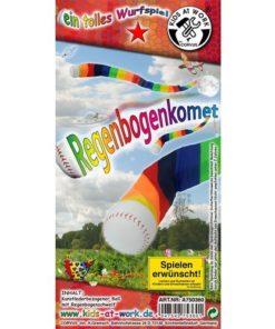 werpbal, kids at work, slingerbal, komeet, wonderzolder.nl