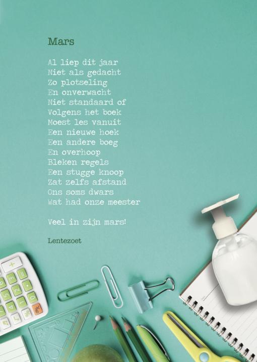 cadeaupakket mars, lentezoet, liefsvanlauren, wonderzolder.nl
