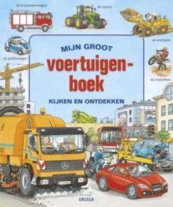 mijn groot voertuigenboek, delta, kijk en zoekboek, wonderzolder.nl