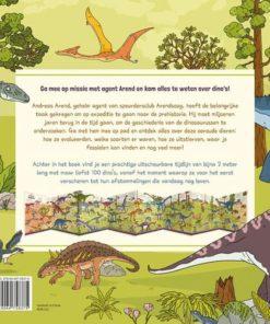 De wereld van de dinosaurussen, dino, boek, informatief, wonderzolder.nl